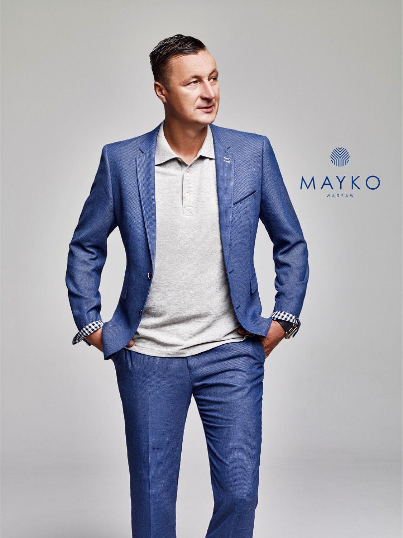 2566830bf311c Elegancka i nowoczesna – marka garniturów Mayko - marki garniturów ...